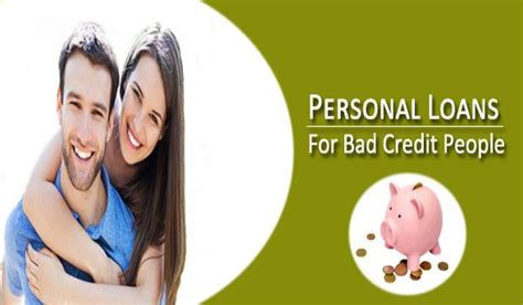 41 Best Personal Loans For Bad Credit People Images On