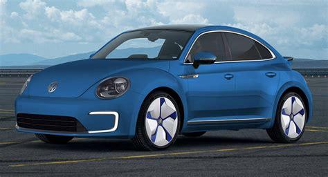 4 Door Beetle by Volkswagen Beetle Imagined As A Four Door Electric