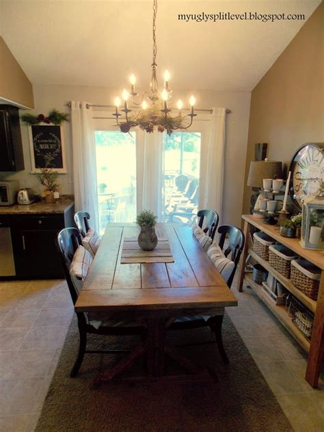 70 Ideas For Dining Rooms by My Split Level Dining Room Finally Dining Room