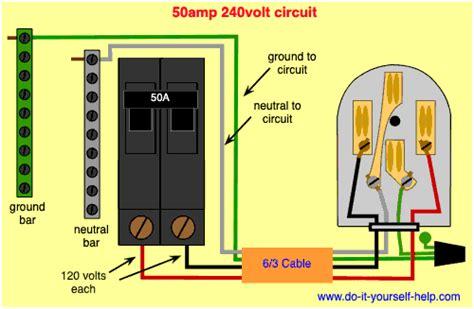 Circuit Breaker Wiring Diagrams Yourself Help