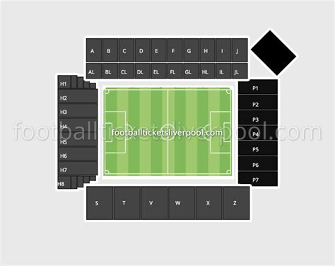 craven cottage seating plan fulham fc liverpool fc tickets on 17 march 2019 premier