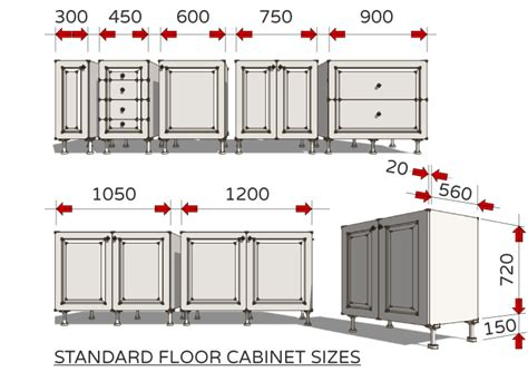 Cupboard Dimensions Standard by Standard Kitchen Cupboard Sizes Australia Wow