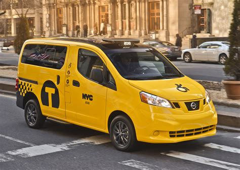 2018 Nissan Nv200 Mobility Taxi Photo Gallery Autoblog