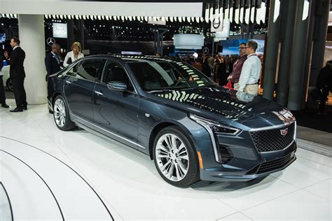 Update Motor Show 2019 : 2019 Cadillac Ct6 Refresh