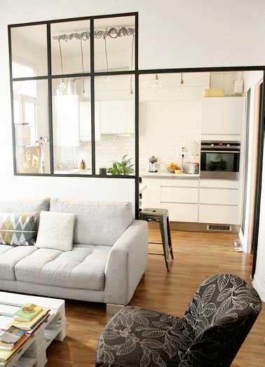 separation verriere cuisine maison design bahbe com