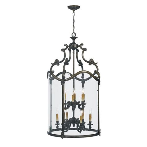 world imports venezia collection 12 light bronze