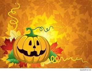 Scary Happy Halloween pumpkin, sayings, cards 2016