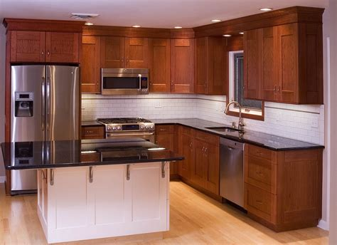 kitchen ideas with cabinets cherry kitchen cabinets buying guide