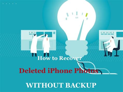 recover iphone photos after restore without backup how to recover deleted photos from iphone without backup 1143