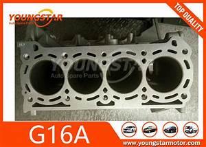 19kgs 4 Cylinder Aluminium Engine Block For Suzuki Vitara