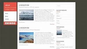 helix blogger template btemplates With how to create blogspot template