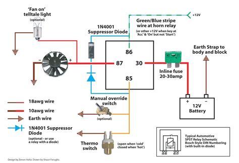 Pin Amp Relay Wiring Diagram Best