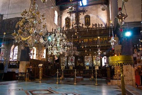 church  nativity bethlehem palestine