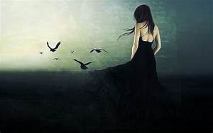 Raven Wallpaper Bird