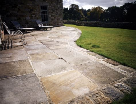 Antique Reclaimed York Stone Flags