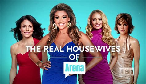 the real housewives of potomac arena