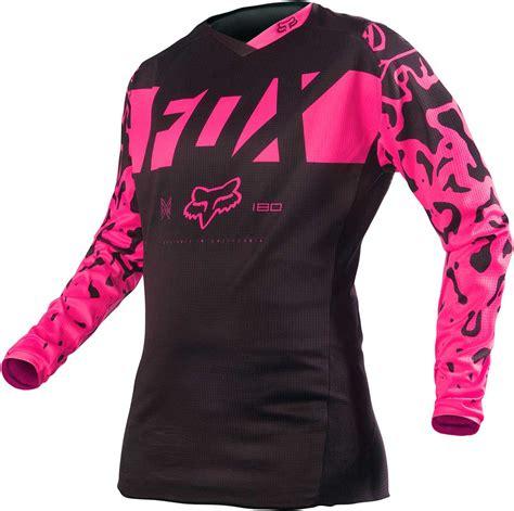 fox womens motocross 2016 fox racing 180 womens jersey motocross dirtbike mx