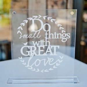 Perspex Frame w... South African Marriage Quotes
