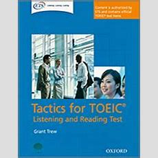 Toeic Listening And Reading Test Preparation (for Test Takers