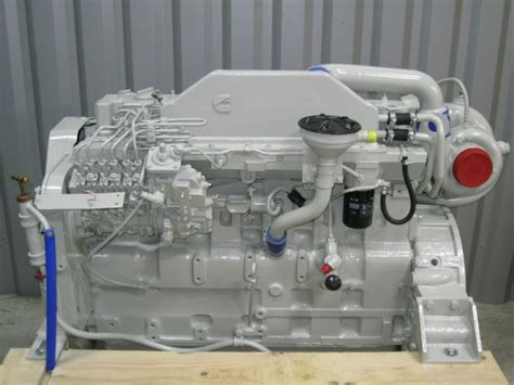 graffeuille dispose de plusieurs moteurs marins diesel