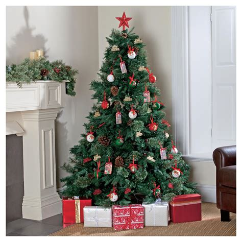 regency christmas trees jackson fir tesco direct tesco 7ft luxury regency fir tree special savings today at tesco