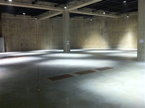 Natural Power Float Concrete Floors, Tate Modern Oil Tanks