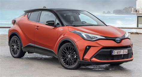 The development of the car began in 2013. Toyota Rumored To Be Planning A GR C-HR Crossover With GR ...