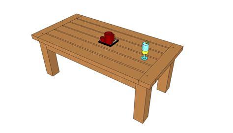 wooden table plans myoutdoorplans  woodworking