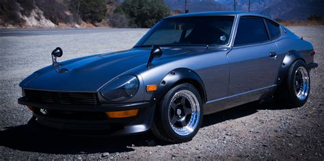 Wallpaper Datsun 240z, Nissan S30, Classic Cars, Fairlady Z, Sports Car, Datsun, 260z, Nissan