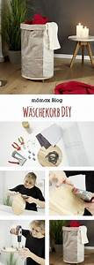 Wäschekorb Selber Machen : w schekorb selber machen do it yourself mit m max ~ Watch28wear.com Haus und Dekorationen