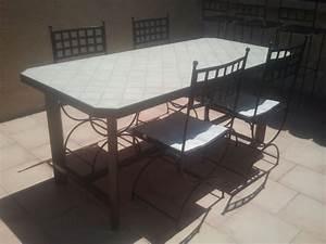 Table Pour Terrasse : rallonge de table de combinee table pour terrasse ~ Teatrodelosmanantiales.com Idées de Décoration