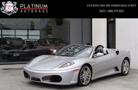 ferrari  spider  stock   sale