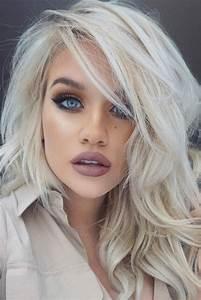 25 Trending Platinum Blonde Hair Ideas On Pinterest