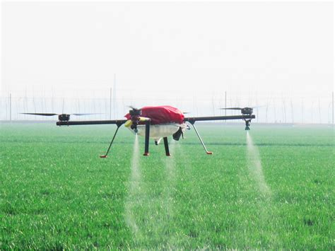 How Commercial Drones are Used in Farming, Business ...