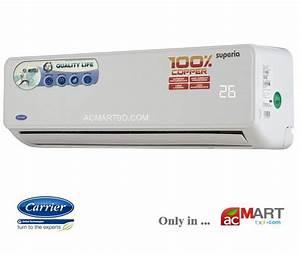 Carrier Superia 1 Ton Split Type Air Conditioner