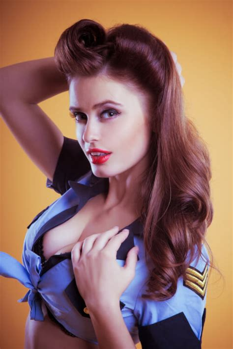 hair pin up style 41 pin up hairstyles that scream quot retro chic quot tutorials 2637