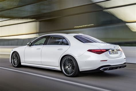 With a starting price of $185,950. 2021 Mercedes-Benz S-Class   interunet