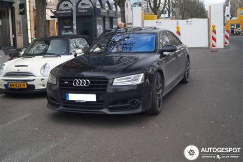 2019 Audi S8 Plus by Audi S8 D4 Plus 2016 12 March 2019 Autogespot