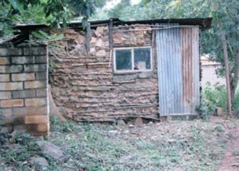 swaziland mud house listed    property news