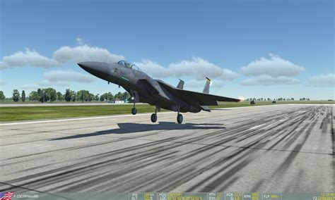 Air force while preserving the air superiority and homeland defense missions. f15 landing : dcs
