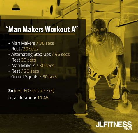makers exercise workouts workout crossfit juanlugofitness cardio kettlebell toughest extreme weight body
