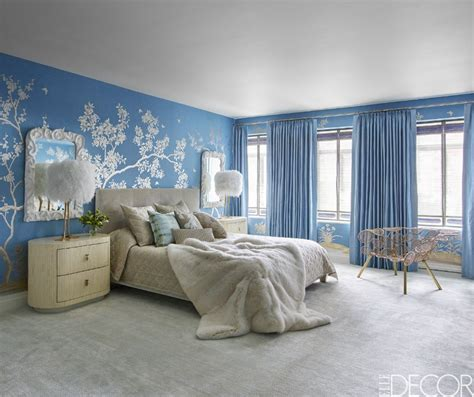 Bedroom Design Blue Colour by 10 Tremendously Designed Bedroom Ideas In Shades Of Blue
