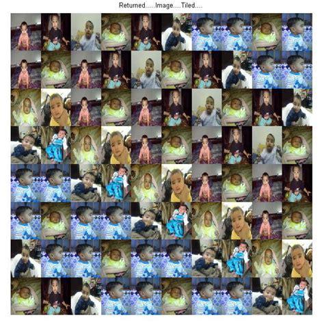 mosaic random images file exchange matlab central