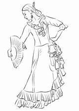 Tap Coloring Dance Pages Dancer Getcolorings Printable sketch template