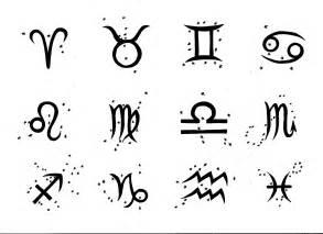 Zodiac Star Constellation Tattoo