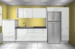Side By Side In Küche Integrieren : ph nix75 2 41m x 4 15 m geschlossene k che franzlranzl 2 20m x ~ Markanthonyermac.com Haus und Dekorationen
