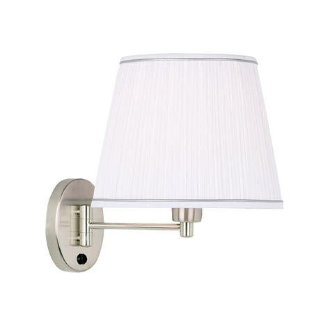 9091 sc 1 light swing arm wall light in satin chrome lighting from the home lighting centre uk