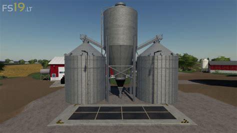 silo pack  extension   fs mods farming