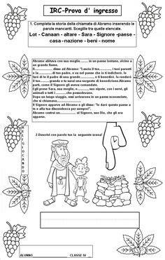 Prove D Ingresso Classe Quarta Primaria by Prova Di Ingresso Di Religione Cattolica Per La Classe