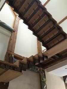 Realiser Escalier Bois Obasinc